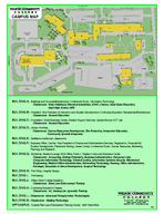 college college wilson community wilson community CAMPUS MAP BUILDING A Buildings and GroundsMaintenance Conference Room Information Technology Classrooms Early Childhood Electrical Installation HVAC