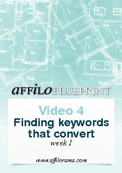affilo bl UE pr nt Video  Finding keywords that convert week  ZZZDIORUDPDFRP MARK Hey guys welcome back to AfloBlueprint