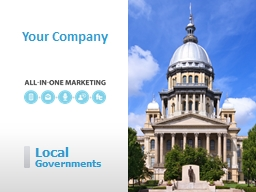 Local  Governments Your Company