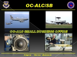 OC- ALC /SB OC- ALC  SMALL BUSINESS OFFICE