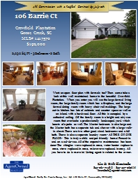 106 Barrie Ct Crowfield Plantation