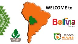 WELCOME to WHO WE ARE WE ARE A BOLIVIAN NON-PROFIT ASSOCIATION THAT BRINGS TOGETHER OUR INDIGENOUS