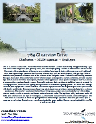 This beautiful estate is located on the Park side in Daniel Island's golf-oriented neighborhood. Th