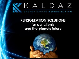 REFRIGERATION SOLUTIONS for our clients