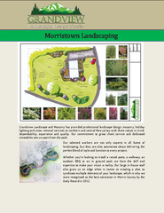 Morristown Landscaping