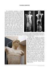 THE MOZIA CHARIOTEER This extraordinary masterpiece of