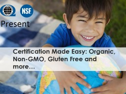 Certification Made Easy: