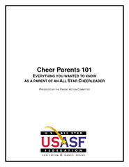 Cheer Parents  VERYTHING YOU WANTED TO KNOW AS A PAREN