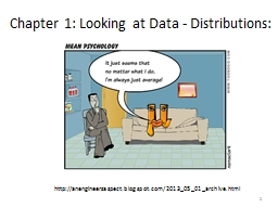 Chapter 0: Why Study Statistics?