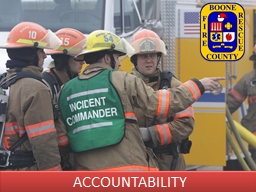 ACCOUNTABILITY DMC The purpose of an accountability system is to track the location and objectives