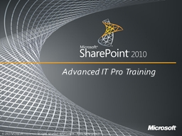 SharePoint Online Overview