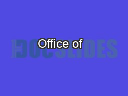 Office of  <EM, NNSA, SC)>