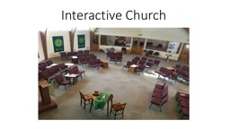 Interactive Church An Embodied Practice Of Dialogue As