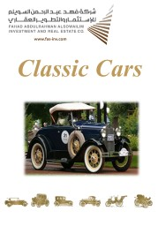 Classic Cars Stages of the automotive industry through history