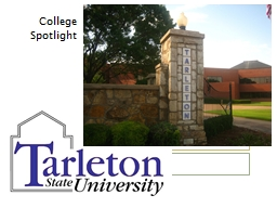 College  Spotlight Location