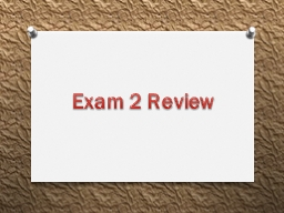 Exam 2 Review Sampling A company is trying to see if it it's customers would prefer to expand the
