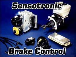What is SBC ? Sensotronic Brake Control (SBC) is the name given to an innovative electronically con