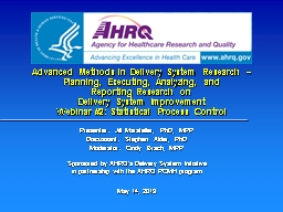 Advanced Methods in Delivery System Research –