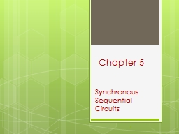 5   Chapter Synchronous