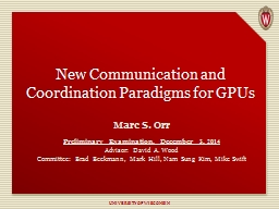 Communication  and Coordination Paradigms for