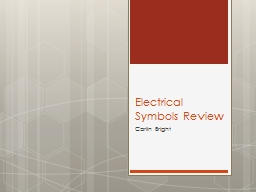 Electrical Symbols Review