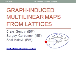 Graph-Induced  Multilinear