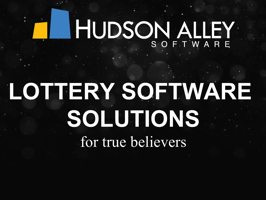 LOTTERY SOFTWARE  SOLUTIONS