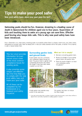 New pool safety lawsdoes your pool pass the test Tips