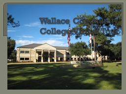 Wallace Community College Virtual Tour