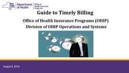 August 9, 2018   Guide to Timely Billing