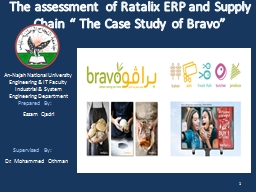 The assessment of  Ratalix