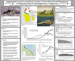 Implementing Lessons Learned from a Century of Goose Research and Management: