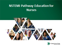NSTEMI Pathway Education for Nurses