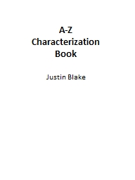 A-Z Characterization Book