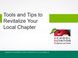 Tools and Tips to Revitalize Your