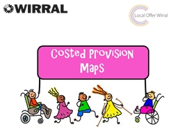 What is a costed provision map