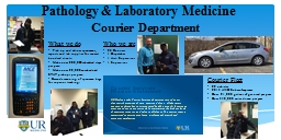 Pathology & Laboratory Medicine