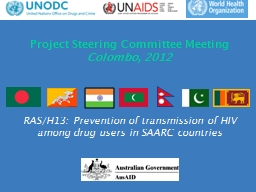 Project Steering Committee Meeting PowerPoint PPT Presentation