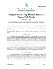 ISSN   nternational ournal of nnovative esearch in cie