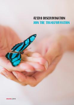 UNAIDS   UNAIDS                                     ZERO DISCRIMINATION          Zero Discrimination Day is the opportunity to celebrate everyones right to live a full and productive life with digni