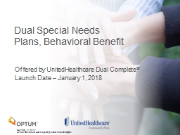 Offered by UnitedHealthcare Dual Complete