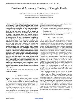 NTERNATIONAL OURNAL OF ULTIDISCIPLINARY CIENCES AND NGINEERING OL  LY  ISSN   www