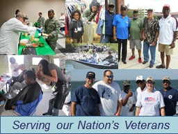 Serving our Nation's Veterans