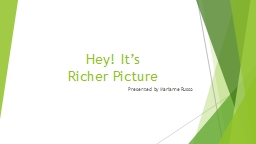 Hey! It's  Richer Picture