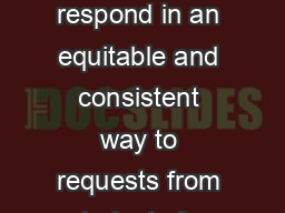 Special Circumstances Policy Purpose of Policy The University should respond in an equitable and consistent way to requests from students for special circumstances to be taken into consideration for p