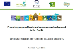 Promoting regional trade and agribusiness development