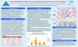 The Protective Effects of Aliskiren on Lung Histopathology after Triolein-Induced Fat Embolism