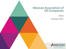 Mexican Association of  Oil Companies