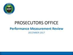 Performance Measurement Review