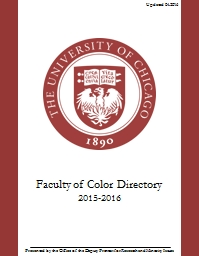 Faculty of Color Directory